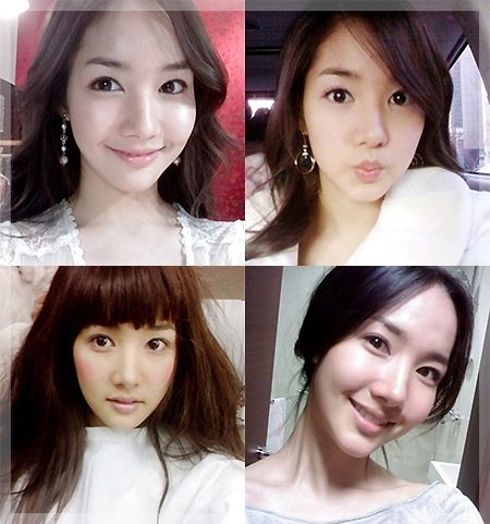 Park Min Young Cyworld Pictures