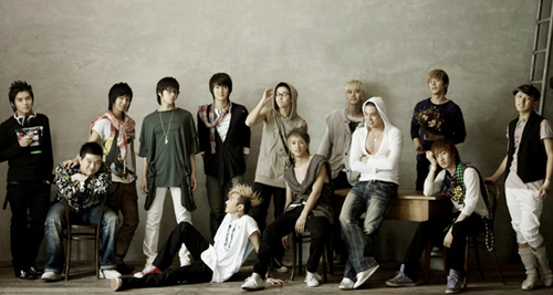 Super Junior 13 + 1?!