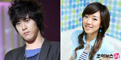 Chae Dong Ha and Lee Bo Ram splits
