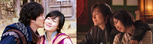 Kang Ji Hwan, Sun Yuri deadlocked with Bae Yong Joon, Lee Ji Ah