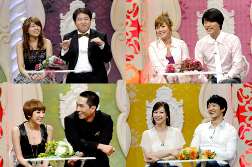 The four couples that made We Got Married a success