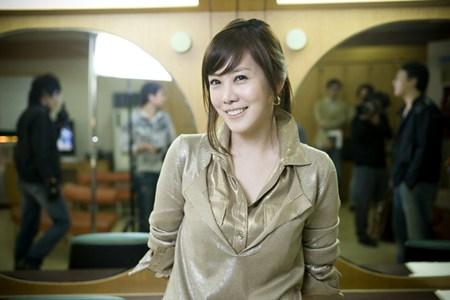 Kim Jung Eun looking radiant
