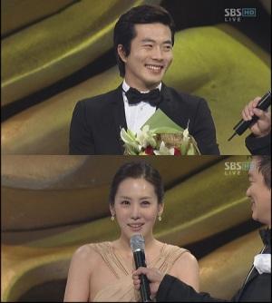 Kwon Sang Woo, Kim Jung Eun