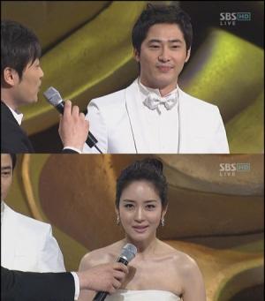 Kang Ji Hwan, Sung Yuri