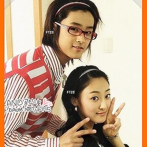 Lee Jae Jin and sister, Lee Chae Won