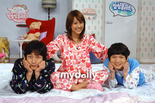 Tak Jae Hoon, Lee Hyo Ri, Shin Jung Hwan on Sang Sang Plus