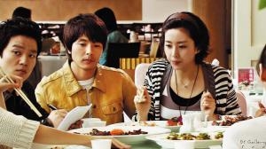 Romance between director Lee Kyung Min and screenwriter Seo Young Eun