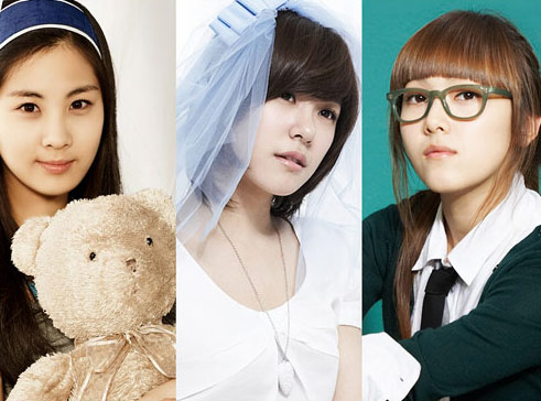Roommate - Seo Hyun, Tiffany, Jessica