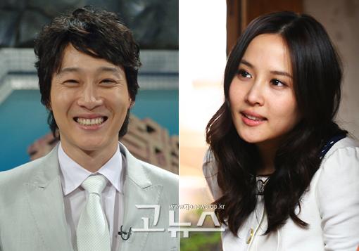 Lee Hwi Jae and Jo Yeo Jeong