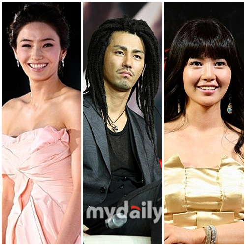han chae young cha seung won and nam gyuri competes in fashion king