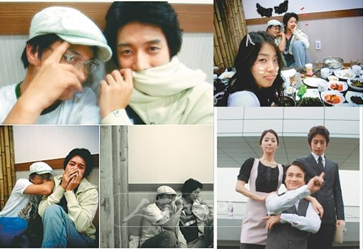 east of eden shin family candid photos gains popularity
