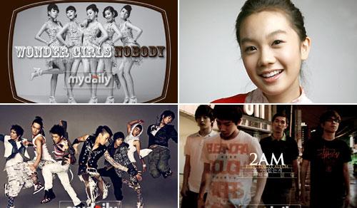 JYP Entertainment Artistes