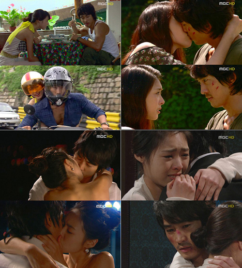 Dong Chul and Young Ran Love Story