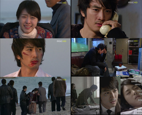 Ill-fated lovers Dong Chul and Young Ran