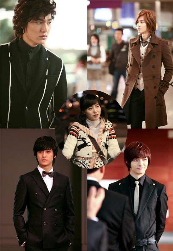 Boys Before Flower Filming in New York