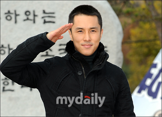 Kim Dong Wan Enlisted