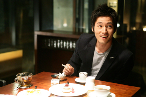 Jang Hyuk on Family Outing!