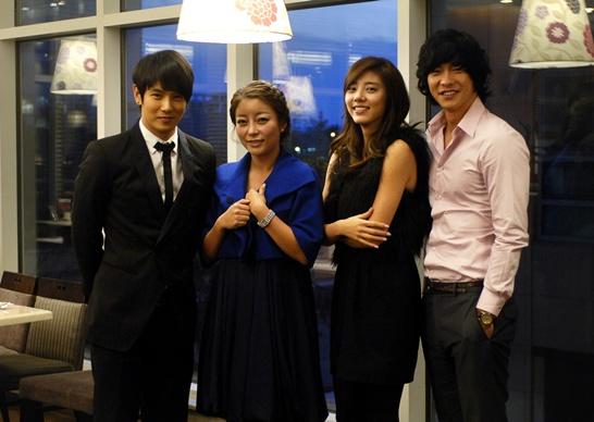 Hwanhee, Hwayobi, Son Dambi, Marco Representing the Future