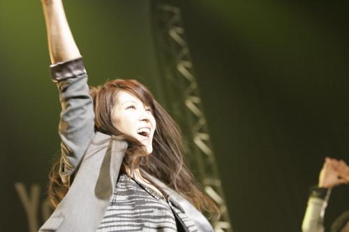 BoA Rocks Youtube L!ve Tokyo