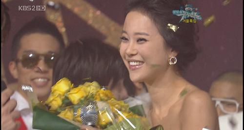 Baek Ji Young 2nd consecutive K-Chart Win