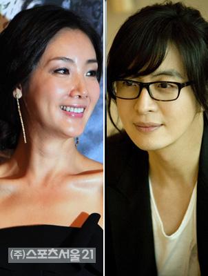 Choi Ji Woo and Bae Yong Joon