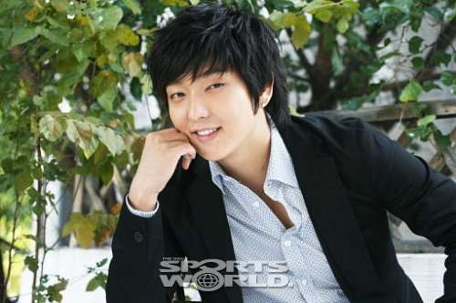 Lee Jun Ki All Smiles