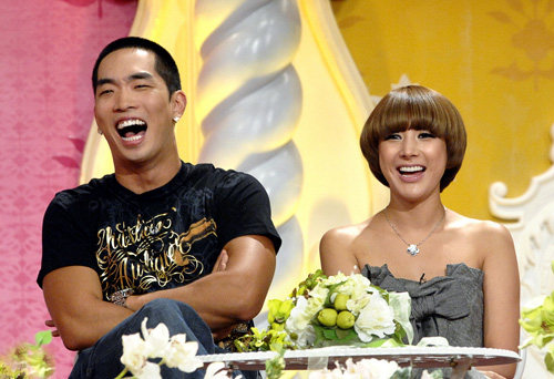 Crown J and Seo In Young Huge Presence