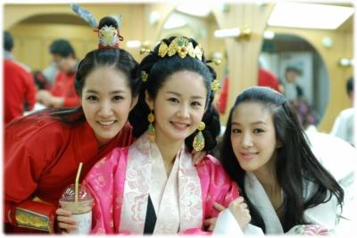 Park Min Young, Kim Ga Yun, Ryeo Won
