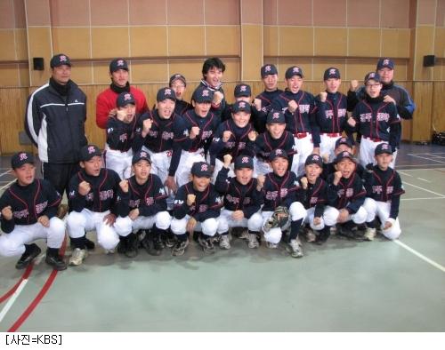 Park Chan Ho Returning to Where His Baseball Career Started