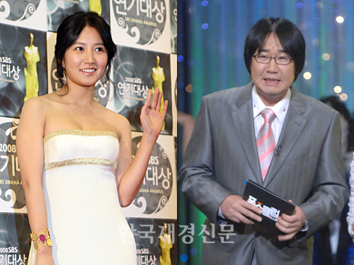 Im Jung Eun and Choi Yang Rak