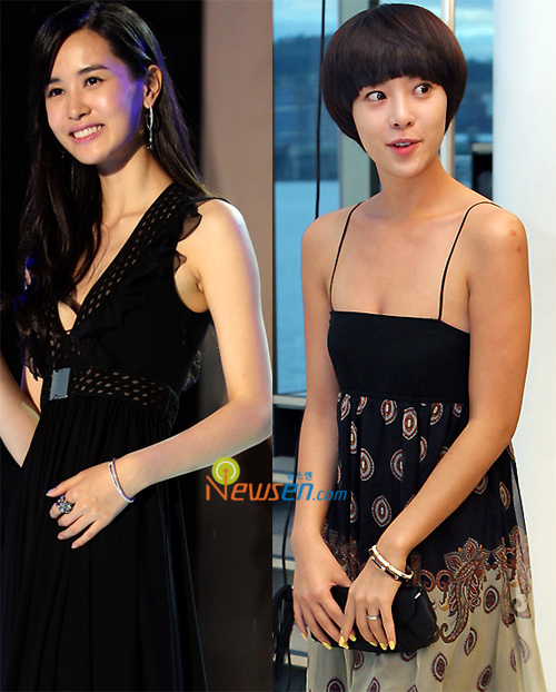 Lee Da Hye Replaced by Hwang Jung Eum