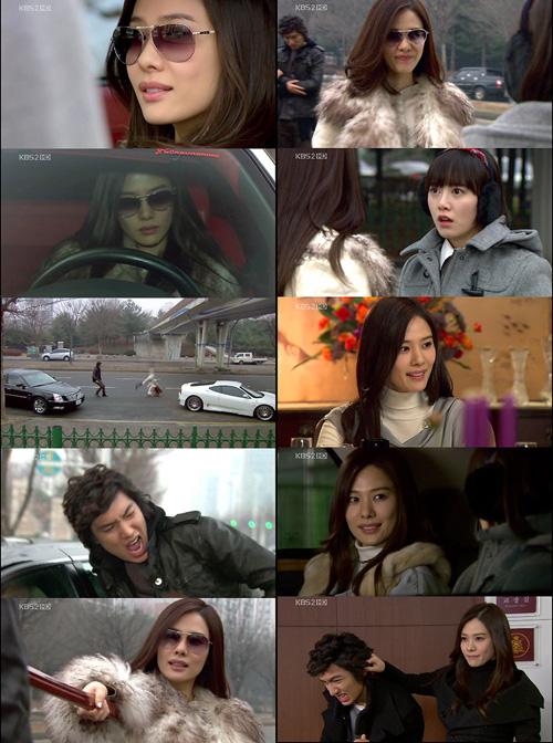 Kim Hyun Joo Appears as Goo Joon Hee, Goo Joon Pyo gung-ho sister