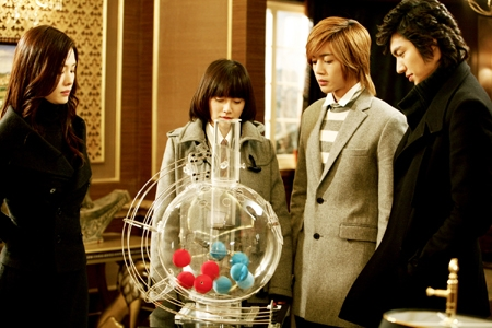 Boys Before Flowers Claims Leadership