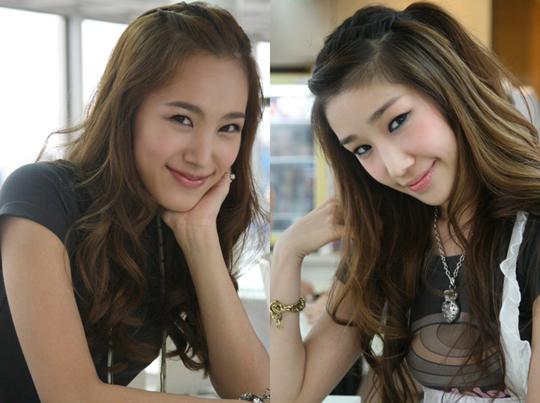 Kim Eun Jung and Ha Joo Yun Are Jewelry-S