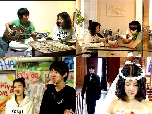 JunJin and Lee Si Young
