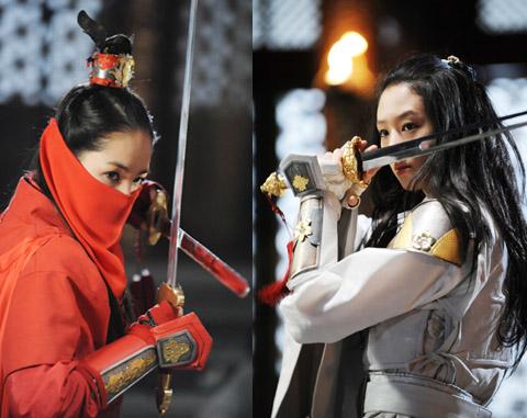 Park Min Young vs Ryeo Won