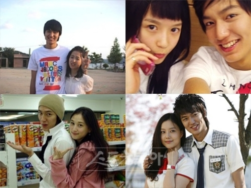 All the girls linked with Lee Min Ho as he predicted