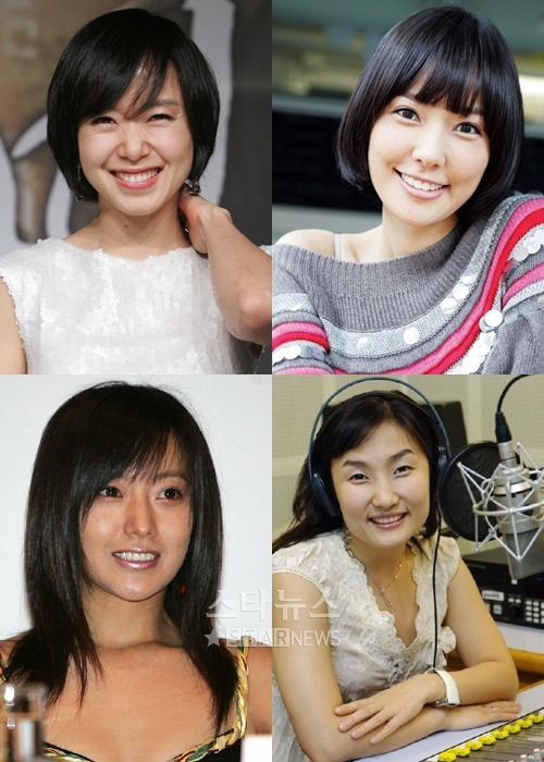 Jeon Do Yeon, Kim Hee Sun, Park Kyung Lim, Son Tae Young Becomes Mothers in 2009