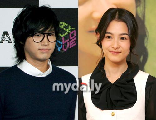 Tablo and Kang Hye Jung Dating